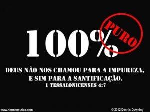 1 Tessalonicenses 4:7