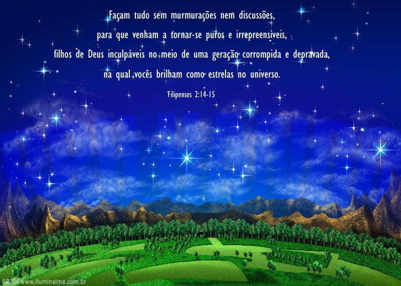 Filipenses 2:14-15